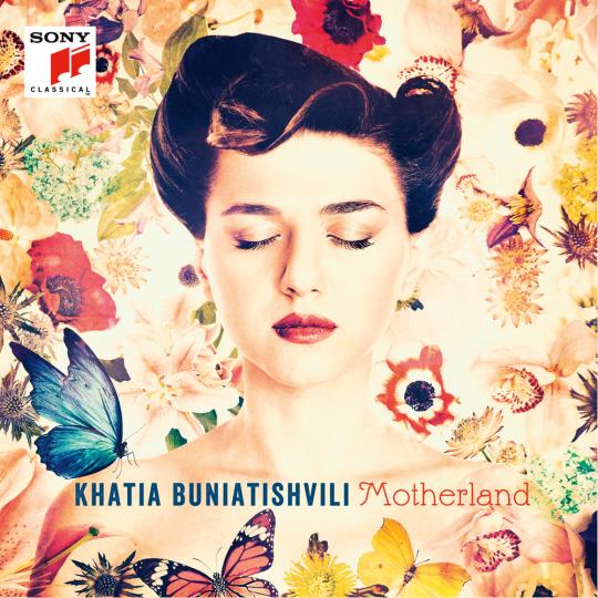 Khatia Buniatishvili. Motherland. CD.