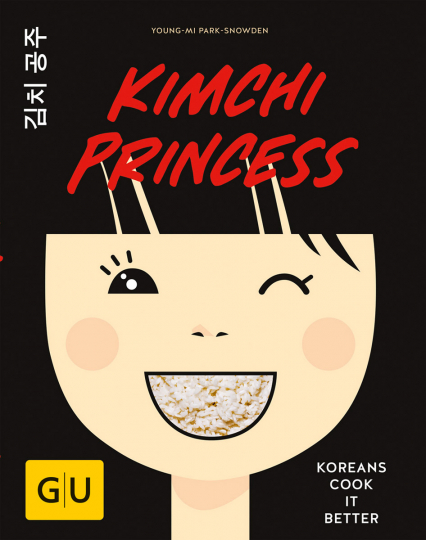 Kimchi Princess. Koreans cook it better.