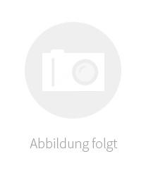 Kleine Vase mit Filzmanschette, grün.