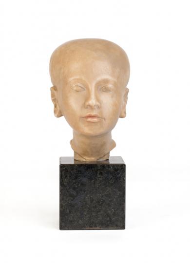 Kopf einer Prinzessin. Ägypten, 1360 v.Chr.