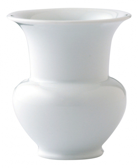 KPM Vase »Fidibus 3« (weiß).