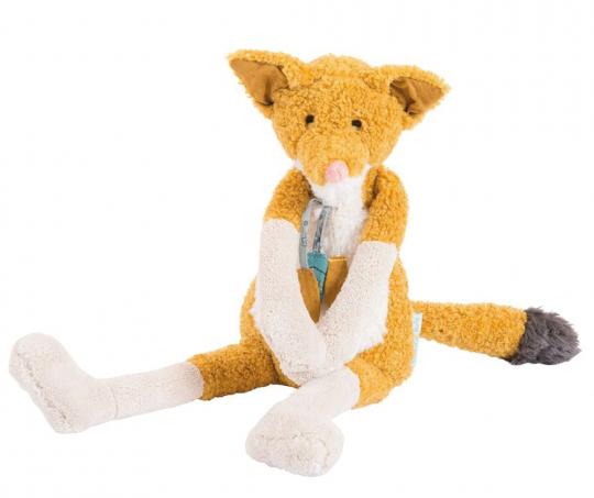 Kuscheltier kleiner Fuchs.