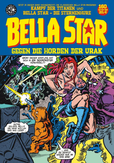 Levin Kurio. Bella Star gegen die Horden der Urak.