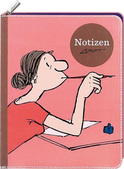 Loriot - Notizbuch Frauen.