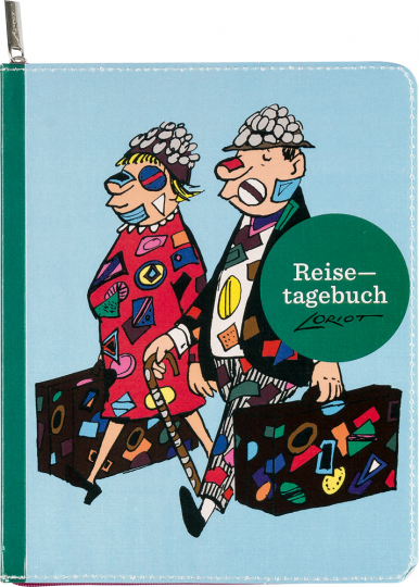 Loriot - Reisetagebuch.