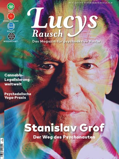 Lucys Rausch Nr. 11. Das Gesellschaftsmagazin für psychoaktive Kultur.