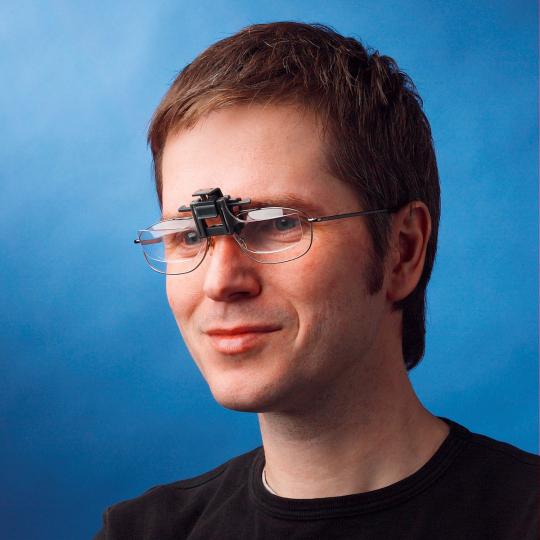 Lupenbrille »Detail«.