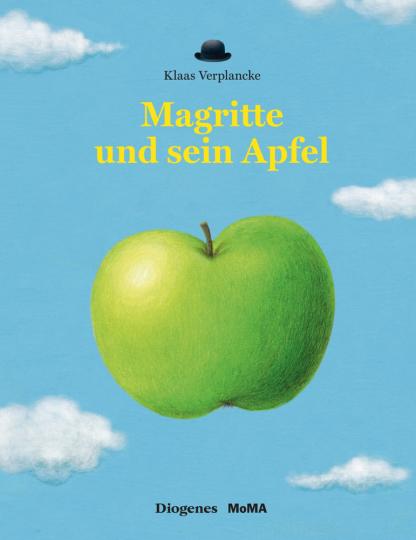 Magritte und sein Apfel.