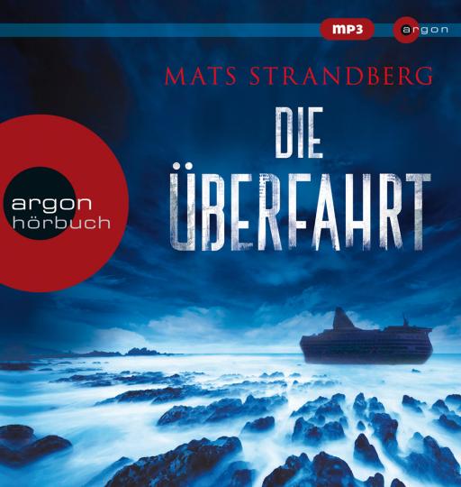Mats Strandberg. Die Überfahrt. 2 MP3-CDs.