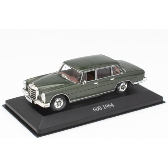 Mercedes 600, 1964.