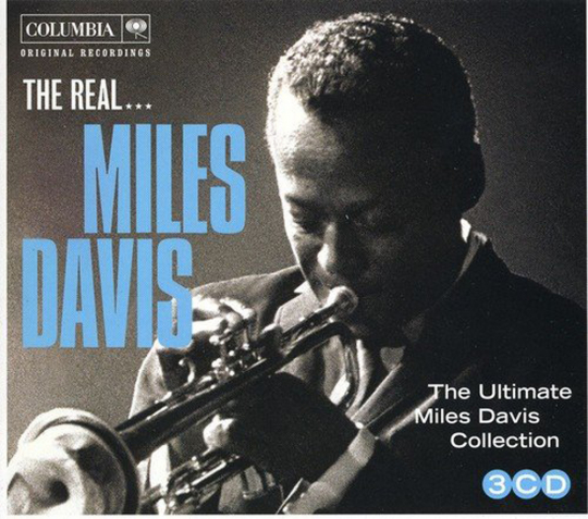 Miles Davis. The Real... Miles Davis. 3 CDs.
