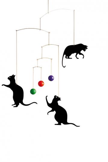 Mobile »Feline - Katzen«.