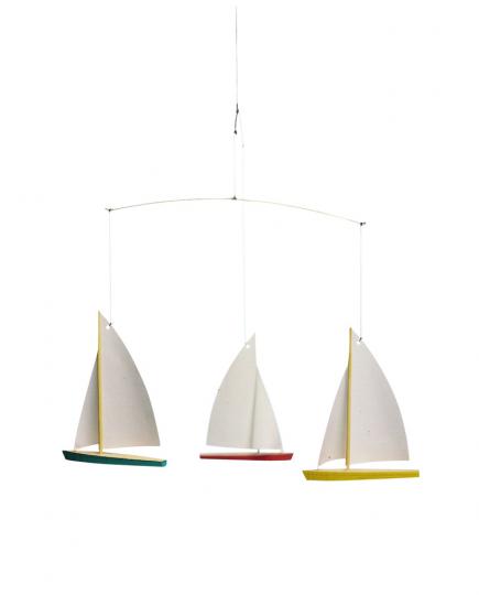 Mobile »Segelboote«.