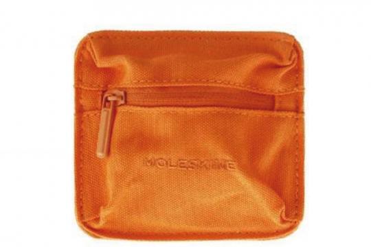 Moleskine Multifunktionstasche, orange, klein.