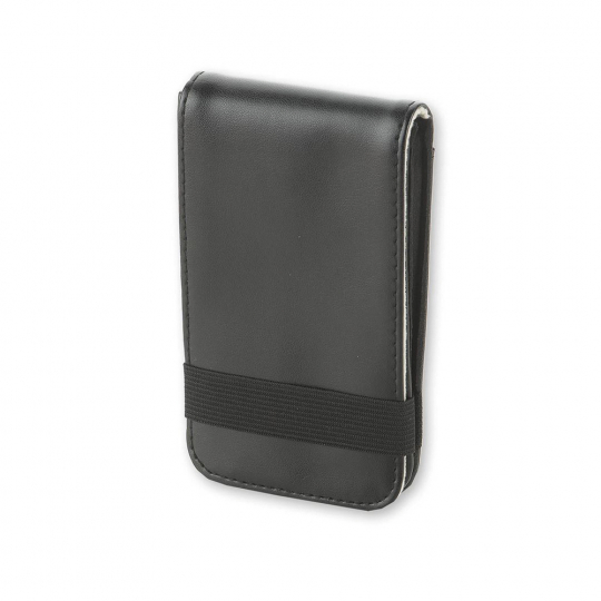 Moleskine Smartphone Hülle, schwarz.
