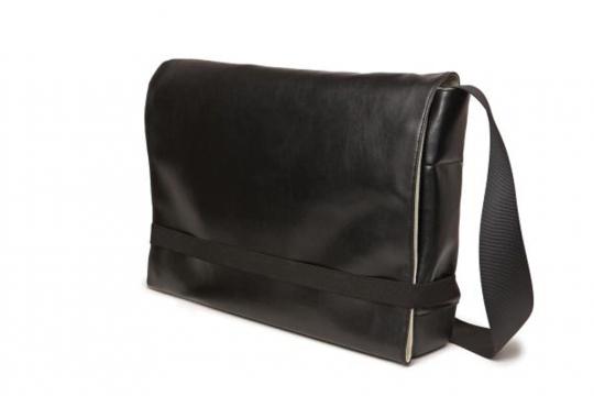 Moleskine Tasche »Messenger«, schwarz.