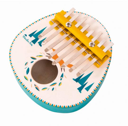 Musikinstrument »Kalimba«.