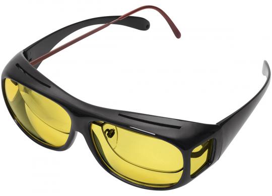 Nachtsicht-Überziehbrille.
