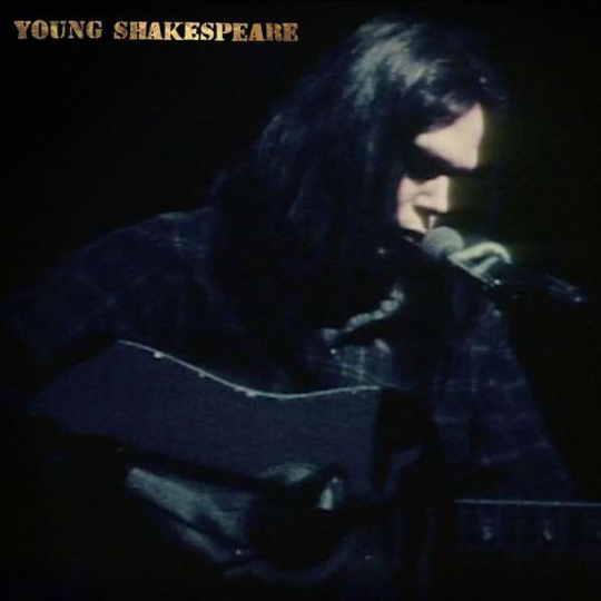 Neil Young. Young Shakespeare. CD.