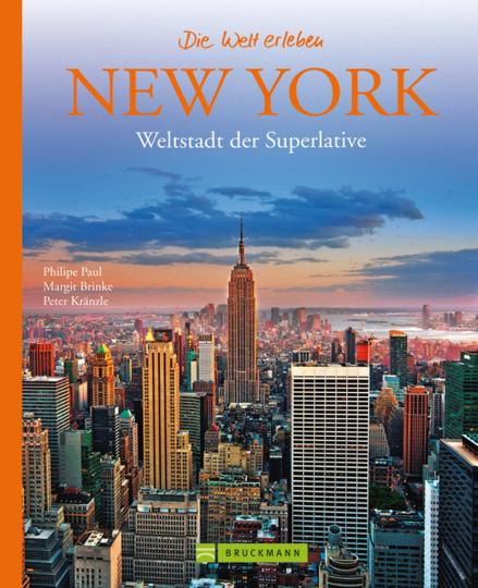 New York. Weltstadt der Superlative.