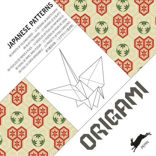 Origami-Buch »Japanische Muster«.