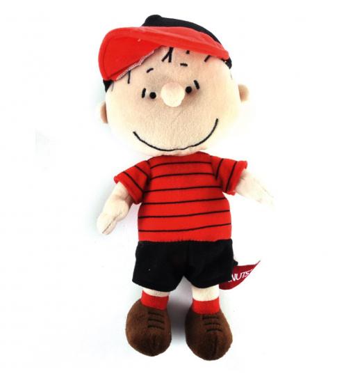 Peanuts Linus Plüschfigur.