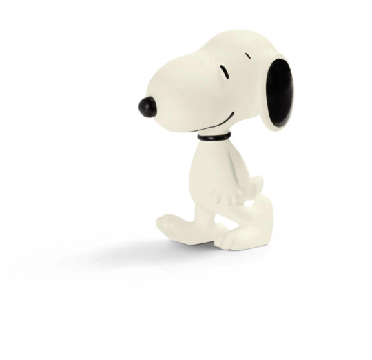 Peanuts Snoopy laufend. Schleich Figurine.