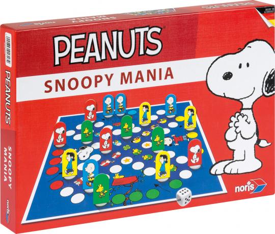 Peanuts. Snoopy Mania.
