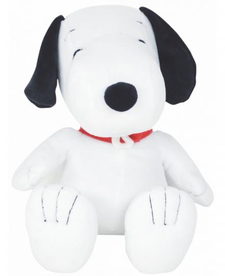 Peanuts. Snoopy Plüsch Figur.
