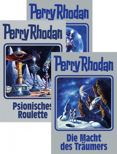 Perry Rhodan Set. Bände 146-148.