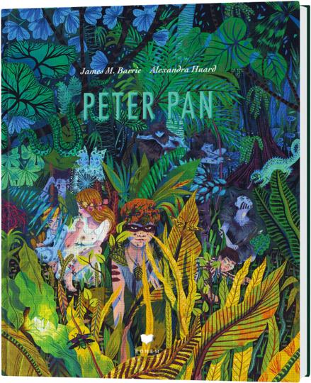Peter Pan. Illustrierte Prachtausgabe.