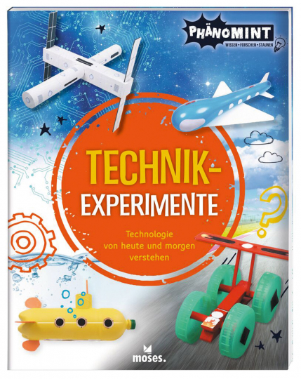 PhänoMINT Technik-Experimente.