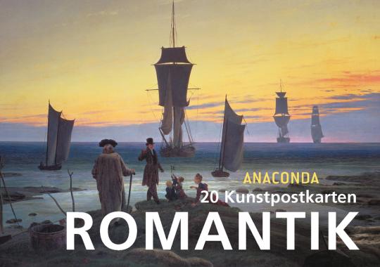 Postkartenbuch Romantik.