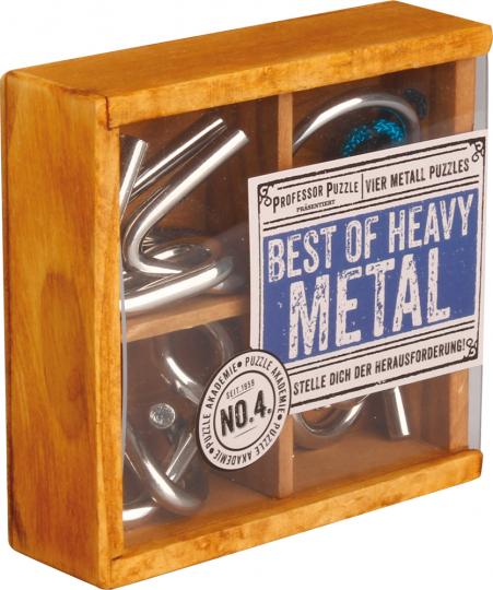 Professor Puzzle. Best of Heavy Metal.