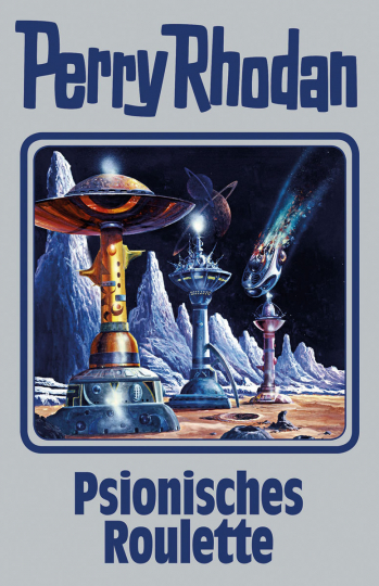 Psionisches Roulette. Perry Rhodan Band 146.