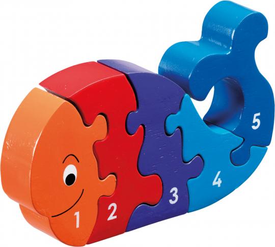 Puzzle »Wal 1-5«.