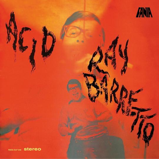 Ray Barretto. Acid. CD.