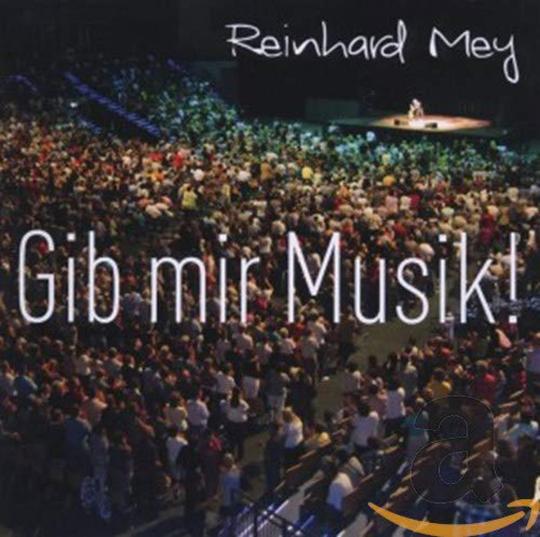 Reinhard Mey. Gib mir Musik (Live-Album zur Mairegen-Tournee 2011). 2 CDs.