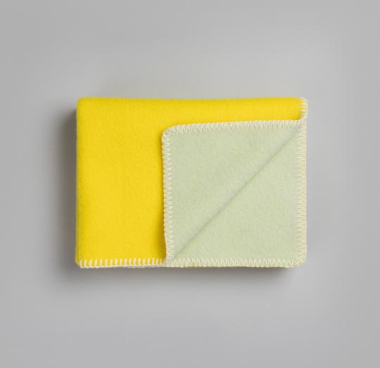 Røros Tweed Babydecke »Stemor Pastell«.