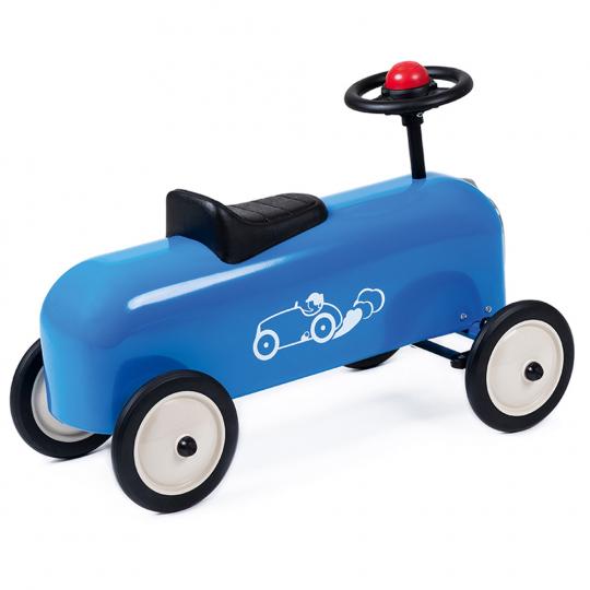 Rutschauto für Kleinkinder »Racer Blue«.