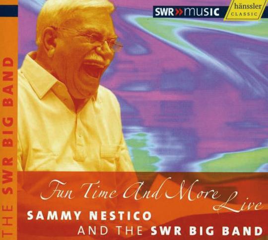 Sammy Nestico und SWR Big Band. Fun Time and more Live. 1 CD.