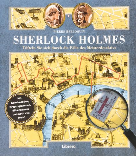 Sherlock Holmes. Für einen großen Geist ist nichts zu klein.