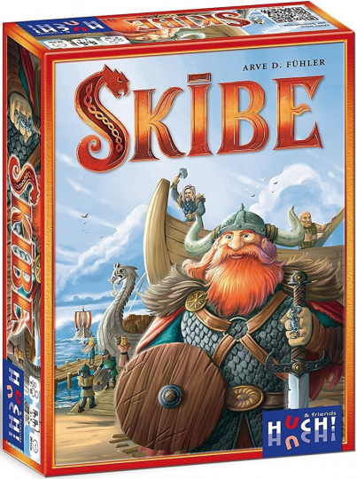 Skibe. Das Wikingerspiel.