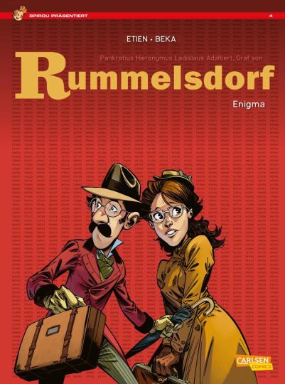 Spirou präsentiert. Rummelsdorf 1. Enigma.