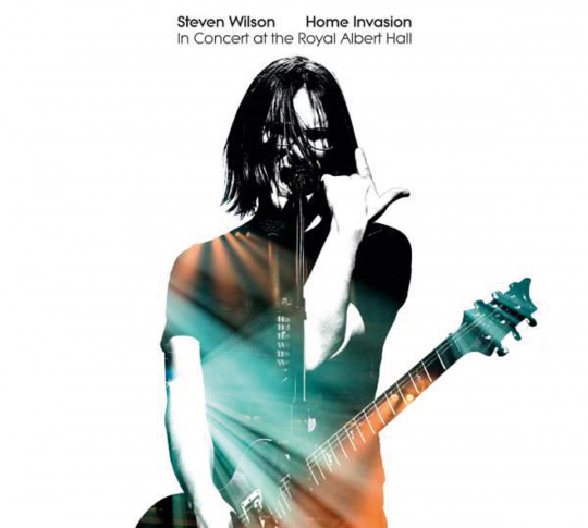 Steven Wilson. Home Invasion: In Concert At The Royal Albert Hall 2018. 2 CDs, 1 DVD.
