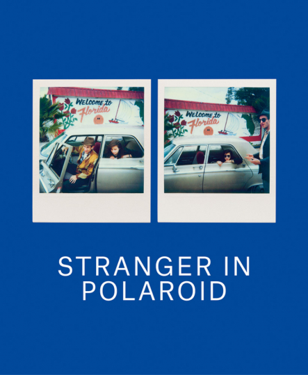 Stranger in Polaroid. Otto Grokenberger. Pictures from the set of Jim Jarmusch's »Stranger than Paradise«.