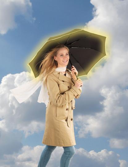 Sturm-Regenschirm »Brightness«