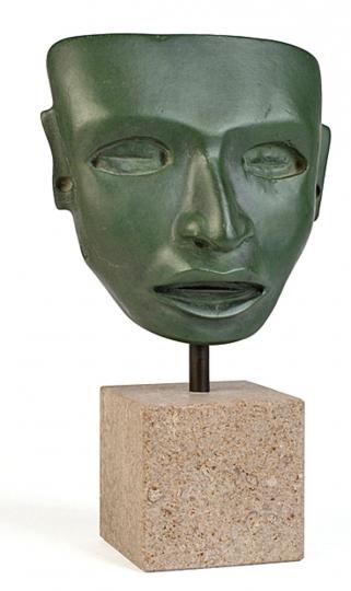Teotihuacan-Maske, um 600 n.Chr.
