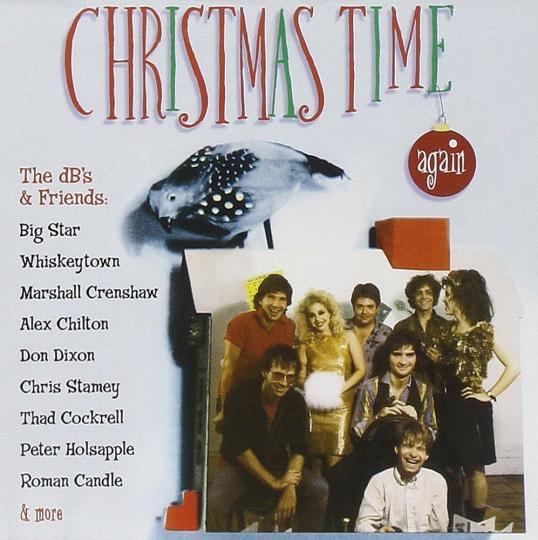 The dBs. Christmas Time again. CD.