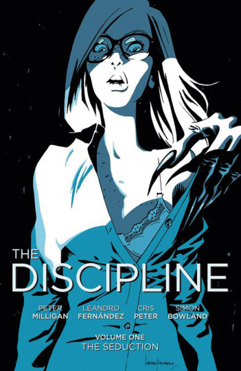 The Discipline. Die Verführung. Comic.
